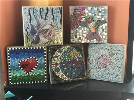 Mosaic Class August 16