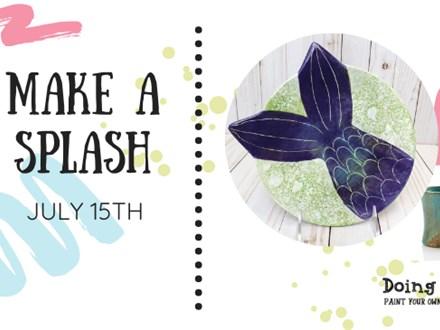 Make a Splash Summer Camp