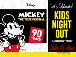 MICKEY'S 90th BIRTHDAY KNO - Jacksonville, FL