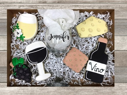 Ladies Night Cookie Decorating Class ages 21 & up 7/17/20