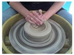 Pottery Wheel Throwing Class