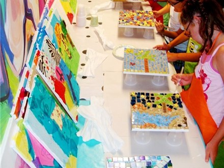 Art Camp - Session 1 - 9am-12pm