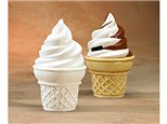 Ice Cream Cone Pottery Party - $26/Painter