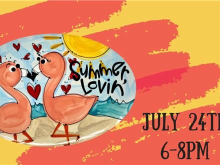 Summer Lovin' Platter
