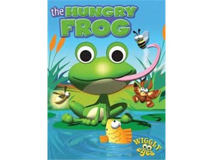 Story Time - The Hungry Frog - Evening Session - 04.23.18