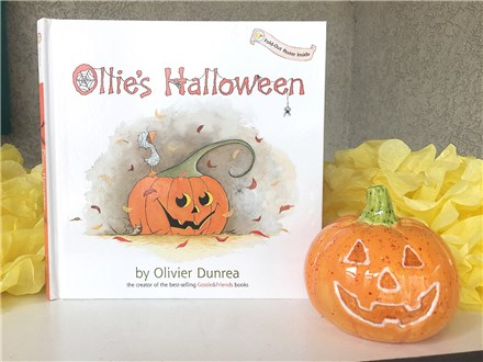 "Pre-K Story Time ""Ollie's Halloween"""