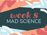 Summer Camp Week 8: MAD SCIENCE (July 22ND - 26th)