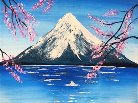 Canvas Class: Mountain View