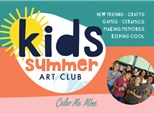 Summer artCLUB Paint Like the Masters: July 6-10, 2020