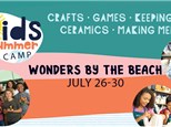 Summer Camp: Wonders by the Beach - July 26-30