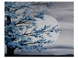 Moonlight Radiance - Paint & Sip - Oct 14