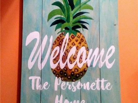 Pineapple Board Class