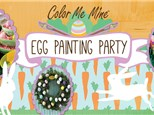 Egg Painting Party At Palisades Center