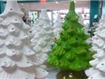 Christmas Tree Painting Party
