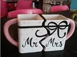 Mr & Mrs. Mug Set