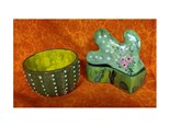 Summer Art Club - Prickly Pottery - Wednesday July 14th