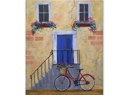 Adult Canvas Painting - Monday, July 23rd
