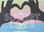 Canvas Class: Sunset Love - June 22
