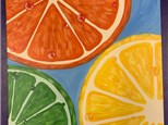Fruit Canvas IN Store & VIRTUAL Class