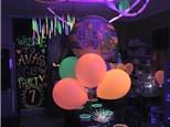 Black Light Canvas Mini-Camp! Monday, January 16th 11a-130p