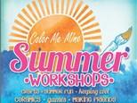 """Summer Camp WEEK 2  """"Beach Party & Summer FUN"""""""