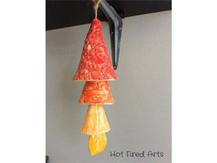 Kids Clay: Wind chimes