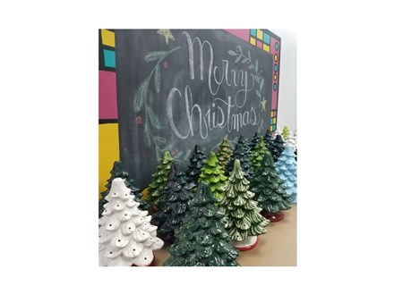 Ceramic Tree Party