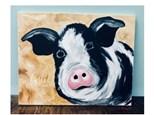 Pig Paint Class