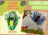 Story Time - The Very Impatient Caterpillar