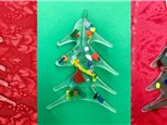 Christmas Ornaments Art Class 12/13/18 at 5pm