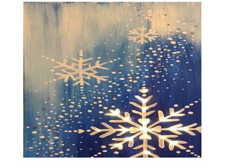 Adult Snowflake Board - Jan. 6th