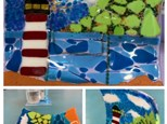 Lighthouse Fused Glass VIRTUAL & In Store Class
