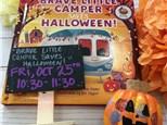 """Pre-K Storytime """"Brave Little Camper Saves Halloween!"""""""