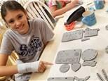 Ceramic, Clay & Crafts Summer Camp (7/13-7/17)