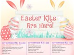 Easter Curbside Decorating Kits