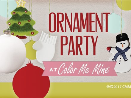 Kids Night Out - Ornament Party! - Dec. 8