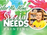 SPECIAL NEEDS PAINTING - OCT 20