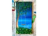Tree Swing Paint Class - WR