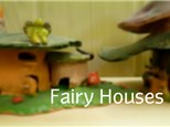 Fairy House Pottery Project for Scouts
