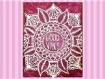Kids Canvas Class - Good Vibes Mandala - Friday, October 12