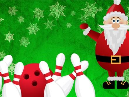Bowl with Santa - Family Party - Dec. 15th 2-4PM Per Person