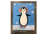 Kids Event: Penguin Canvas