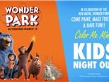 Kids Night Out (Wonder Park)- March 23, 2019 (Torrance)