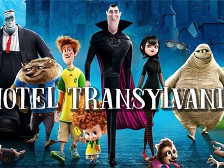 Hotel Transylvania Kids Party - October 21
