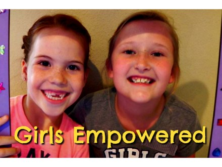 Girls Empowered Camp-Riverview-July 8-12, 2019