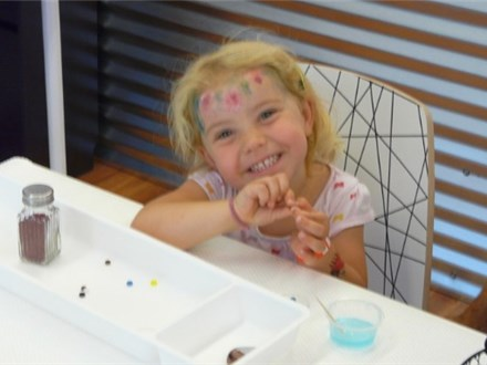 Mommy & Me Wee-Ones Class - 1st and 3rd Friday of every month from 3pm - 5pm