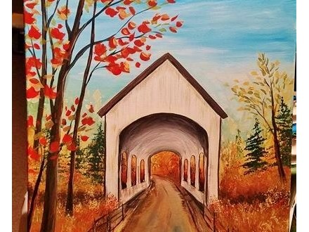 11/2 Covered Bridge (deposit)