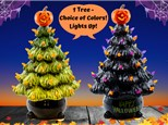 Halloween Tree Paint N Sip at Monroeville Winery - October 14th