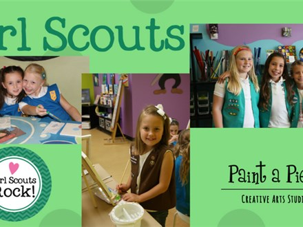 Girl Scouts - Celebration/Party
