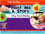 Field Trip for Non-Profit Groups - Paint Me A Story